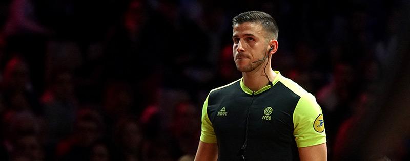 Entretien avec Maxime Boubert, arbitre international FIBA - Tous Arbitres