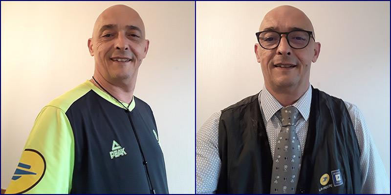 Olivier Monnier : arbitre de basket et Directeur de Secteur à La Poste